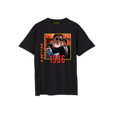 A Better Tomorrow 1986 Tee - Prizm Made