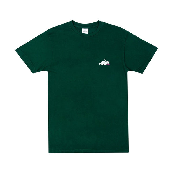 Ladies Man Tee Hunter Green
