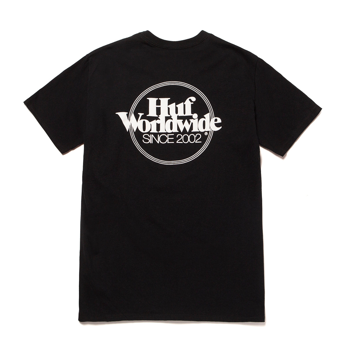 ISSUES LOGO PUFF S/S TEE - BLACK