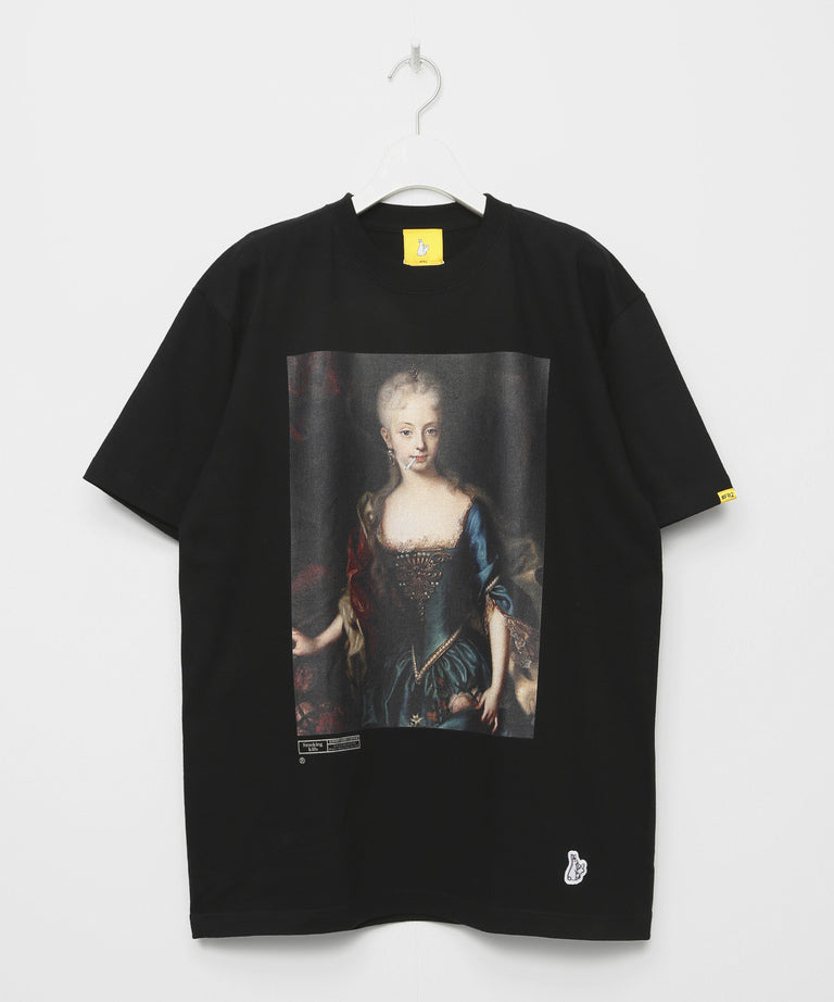 The Empress Tee ( Black )