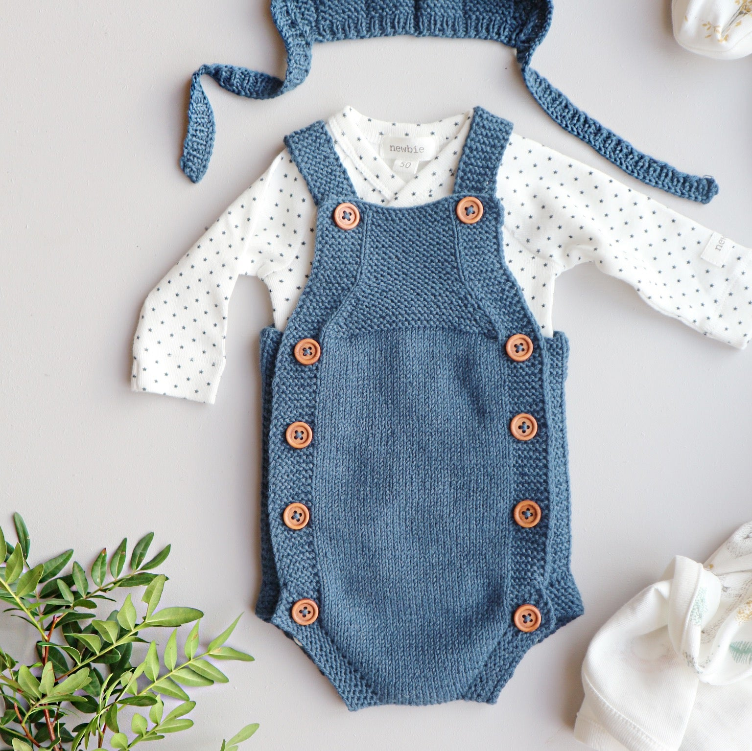 Pumpkin romper - English pattern