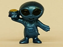 Mini Blue Alien