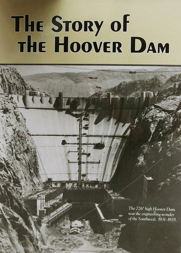 Book - Story of Hoover Dam