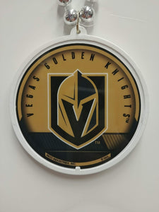 Vegas Golden Knights Necklas Hockey Medallion