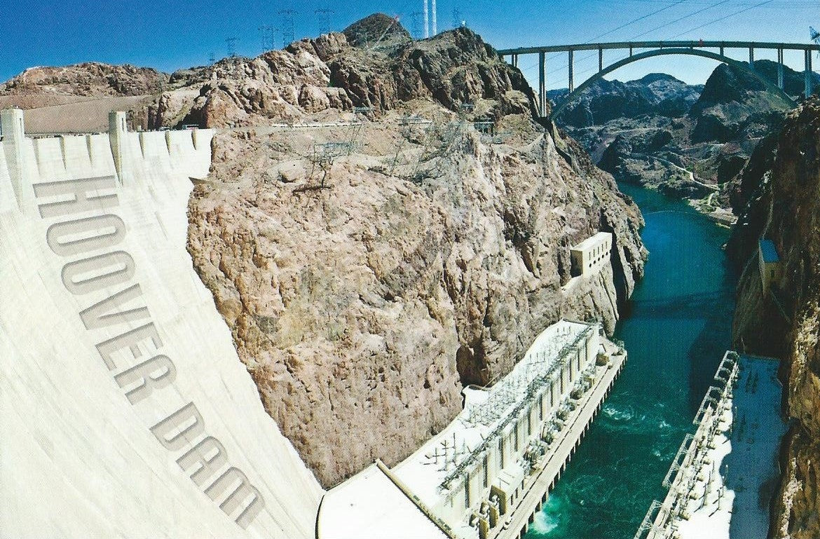 hoover dam a monument of americas ingenuity Buy hoover dam: the boulder canyon project - historic setting, construction history, design, boulder city in the americas.