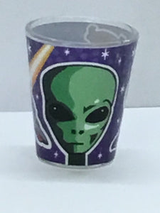 Area👽51 Shotglass With 🛸
