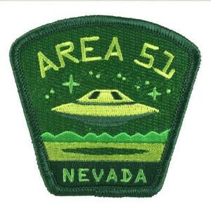 Area 51 Nevada Patch