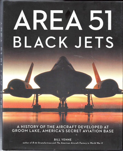 Area 51 Black Jets