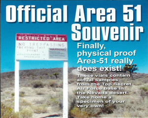Area 51 Ground Specimen