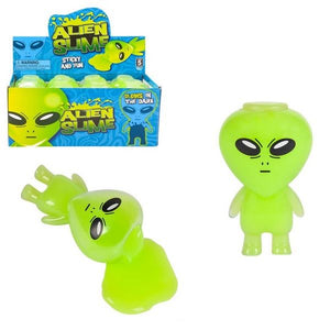 Glow In The Dark Alien Slime