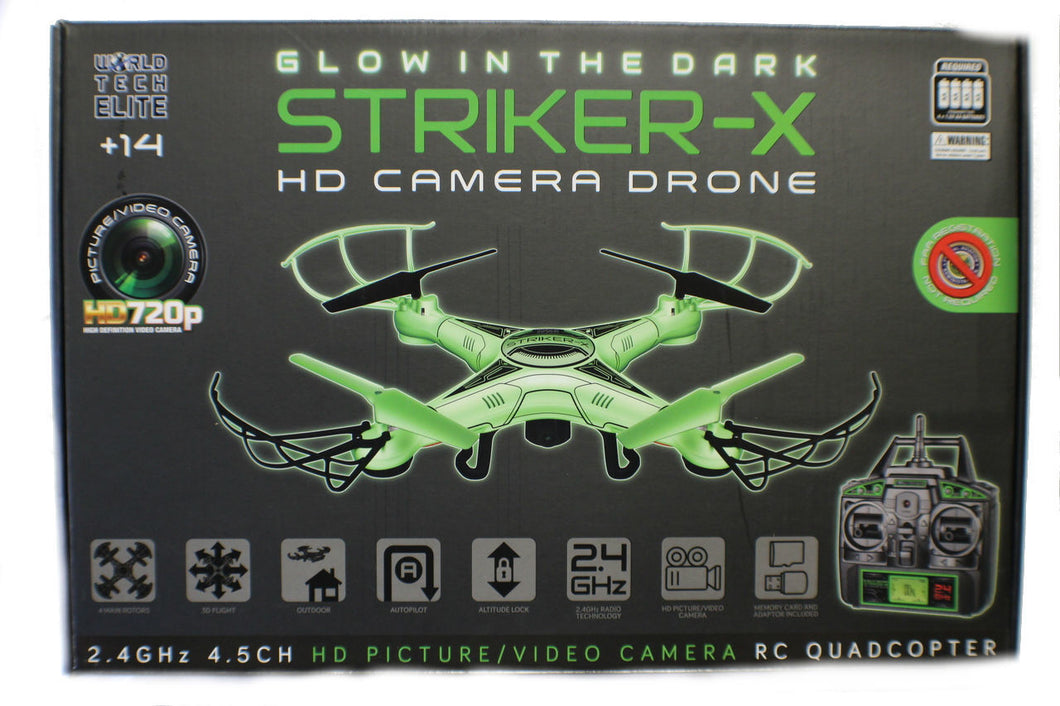 Sticker-X Glow in the Dark Drone