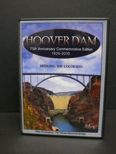Hoover Dam 75th Anniversary and Bridge DVD