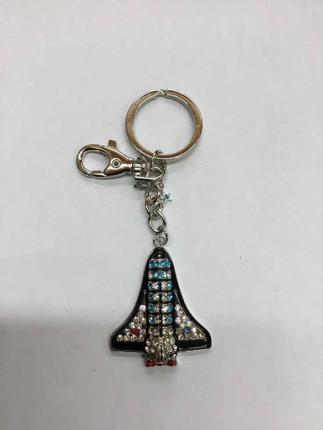 Sparkling Charm Space Shuttle
