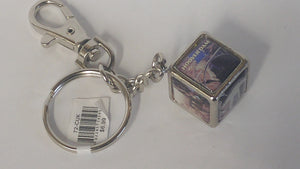 Hoover Dam CUBE KEYCHAIN 72-CUK