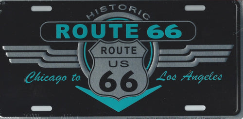 Historic Route 66 Chicago to Los Angeles