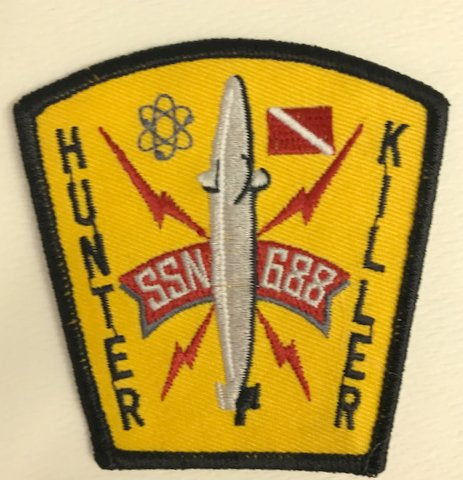 Patch – Hunter Killer Embroidered