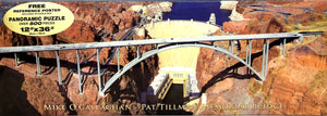 Hoover Dam Panoramic Jigsaw Puzzle ( 500+)