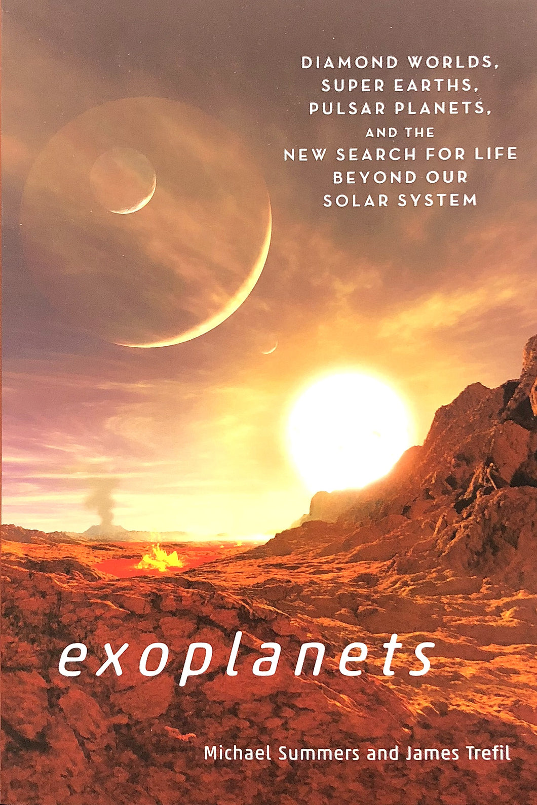 Exoplanets- Book