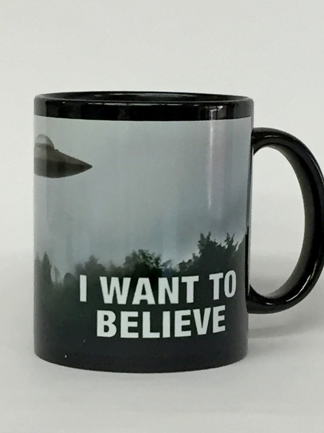 I Want To Believe - Mug