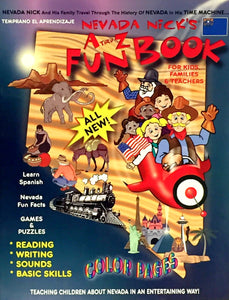 Nevada Nick's A-Z Fun Book