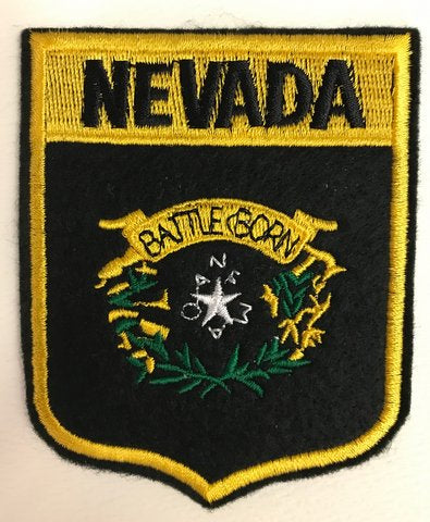 Nevada Shield Patch