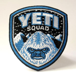 Yeti Squad Patch