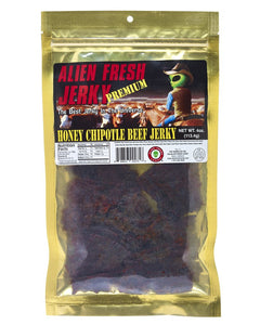 Premium Alien Honey Chipotle Beef Jerky (3.25 oz)