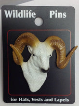Nevada's bighorn sheep pin