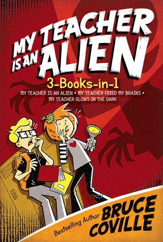 My Teacher is an Alien- 3 Books in 1!
