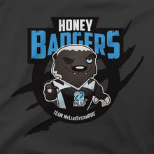 Baxter the MLSP Honey Badgers Design