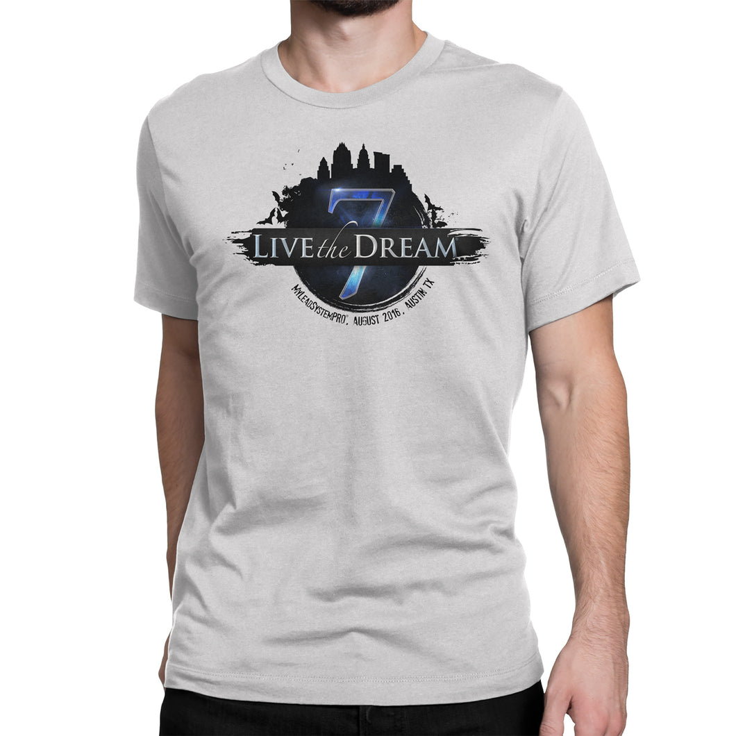 Live The Dream 7 MLSP T-Shirt