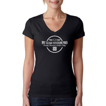 MLSP Vintage Logo Ladies Sporty Tee