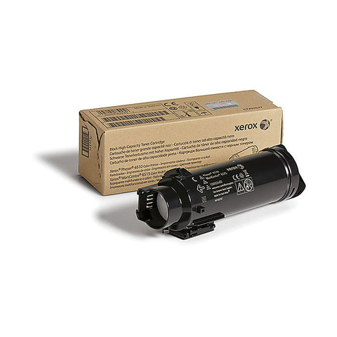 Xerox Genuine Black High Capacity Toner Cartridge