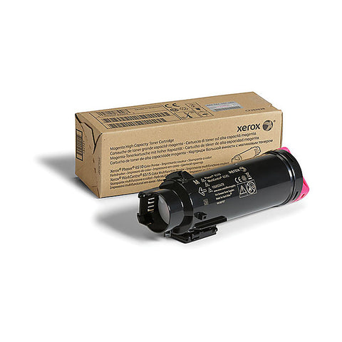 Xerox Genuine Magenta High Capacity Toner Cartridge