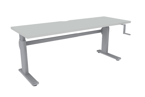 Steelcase Height Adjustable Desk
