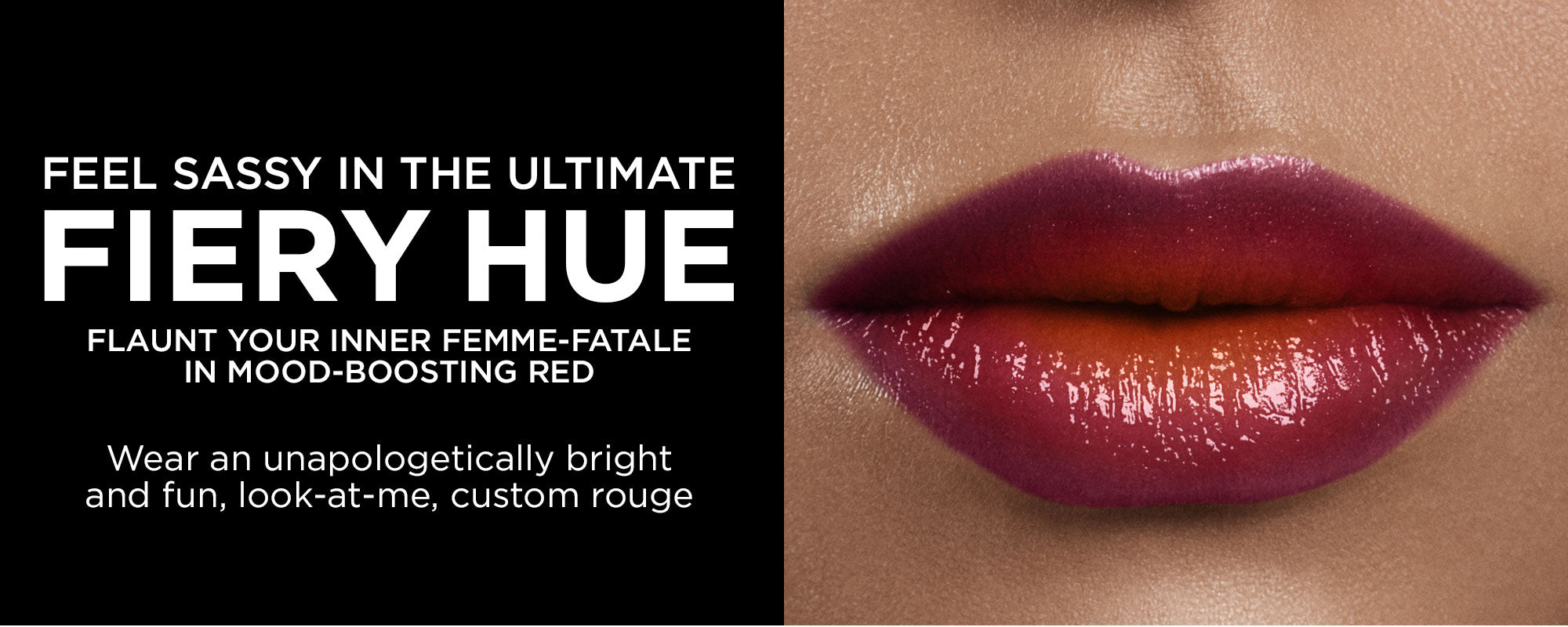 Feel Sassy in the Ultimate Fiery Hue