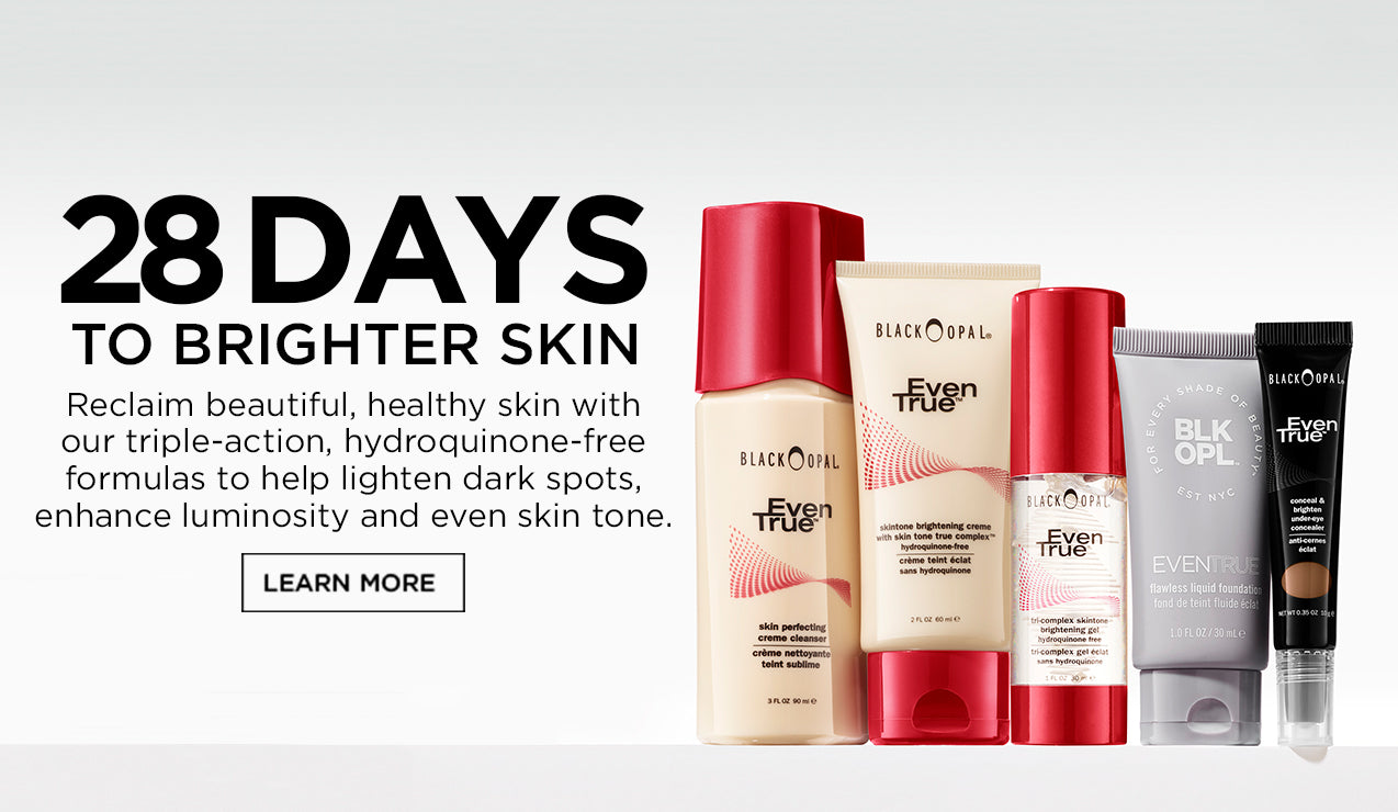 28 Days to Brighter Skin