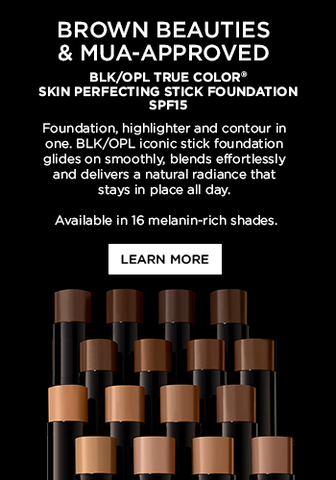 Our bestselling stick foundation is a multi-tasker