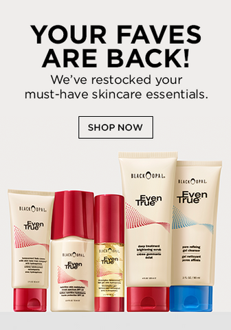 Your Faves are Back! Shop your favorite skincare products.