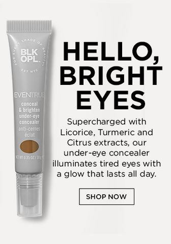 Hello, Bright Eyes. Meet ET Brightening Concealer