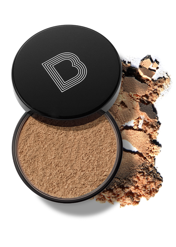 BLK/OPL INVISIBLE OIL Blocking Loose Powder