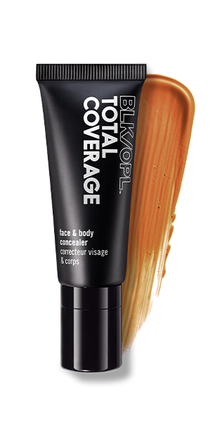TOTAL COVERAGE Face and Body Concealer