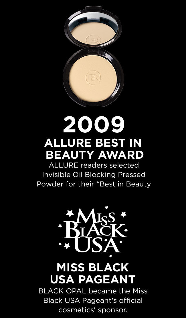 2009 - Allure Best In Beauty Award