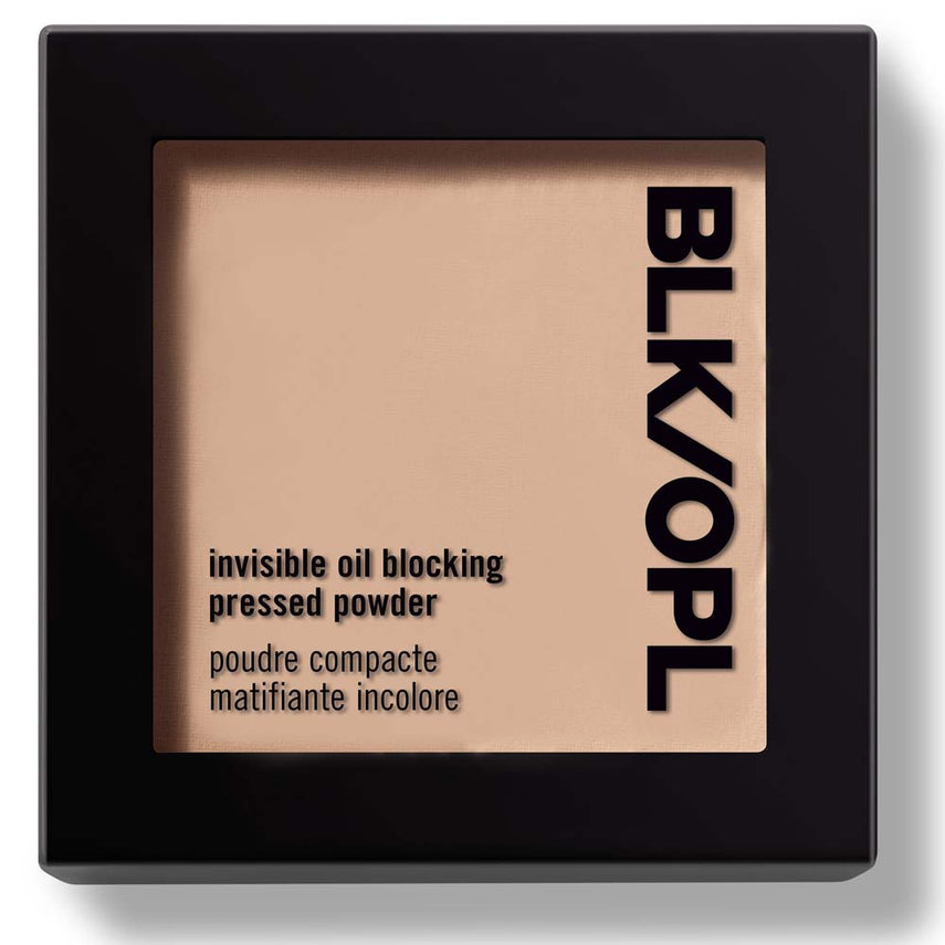Invisible Oil Blocking Pressed Powder
