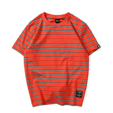 Premium Striped tshirt - NYA Dad Hats