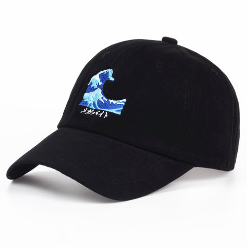 Wave dad hat - NYA Dad Hats