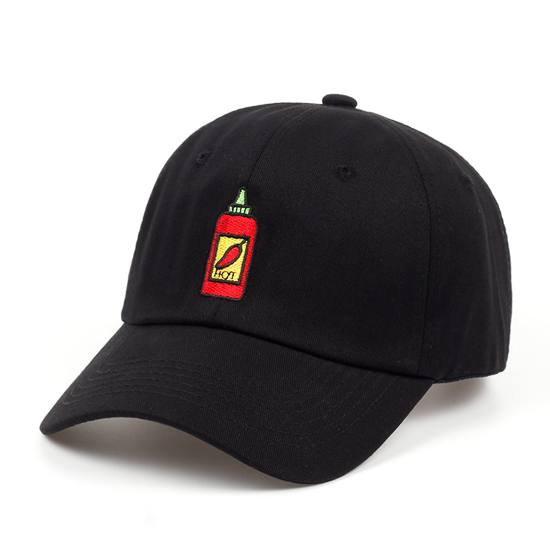 Hot Sauce dad hat - NYA Dad Hats