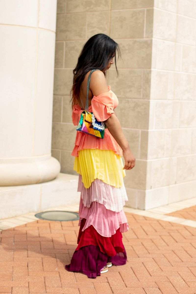 Little Havana Ruffle Skirt Set - So Kate Boutique