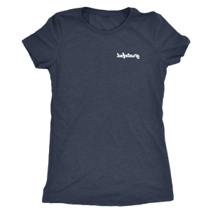 """Grateful"" – Women's Triblend Tee"