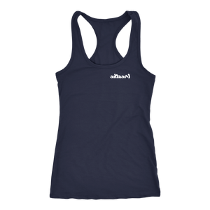 """Breathe"" – Women's Racerback Tank"